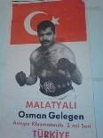 MİLLİ BOKSÖR - Eski Milli Boksör Osman Gelegen'in Gençlere Tavsiyesi