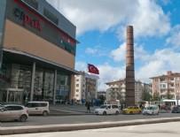 BOMBA İHBARI - Eskişehir'de bomba ihbarı