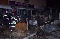 ESKIŞEHIR OSMANGAZI ÜNIVERSITESI - Eskişehir'de otomobil takla attı: 2 ölü, 1 yaralı