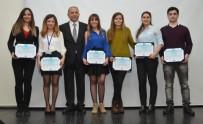 YÜKSEK HıZLı TREN - ESOGÜ'de AR-GE Mühendisi Yetiştirme Projesi Sertifika Töreni Düzenlendi