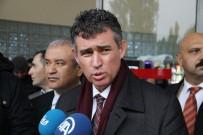 TÜRKIYE BAROLAR BIRLIĞI - Feyzioğlu Yaralı Meslektaşlarını Ziyaret Etti