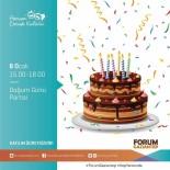 EĞLENCE MERKEZİ - Forum Gaziantep Çocuk Kulübünde Sürpriz Doğum Günü