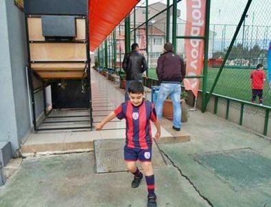 Galatasaray Şehit Fethi Sekin'in oğlunu altyapıya davet etti