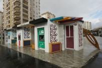 PADIŞAH - Gaziantep'te 'Kutnu ATM Kabinleri' Yapılıyor