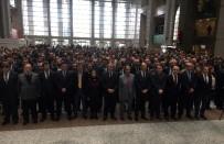 ADALET KOMİSYONU - İzmir Şehitleri İçin İstanbul Adliyesinde Tören Düzenlendi