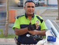 KATLIAM - Kahraman polisin oğlu için kampanya başlatıldı