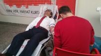 KOCAELİ VALİSİ - Kan Bağışı Kampanyasına Kocaeli Valsi'nden Destek