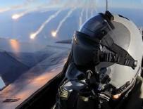 KANDIL - Türk savaş uçakları Kandil'e bomba yağdırdı