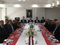 Karaman'da İl Özel İdaresinin Yatırım Ve Hizmetleri Devam Edecek