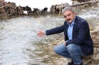 SU SIKINTISI - Karaman'da Lodosla Eriyen Kar Barajların Su Seviyesini Yükseltecek