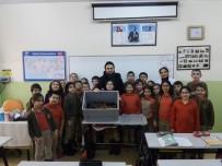KARTAL BELEDİYESİ - Kartal Belediyesi Solucan Gübresi Üretimine Devam Ediyor