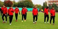 SARı KART - Kayserispor'da İkinci Yarının İlk Haftasında 4 Oyuncu Forma Giyemeyecek