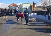 KARAKıZ - Kazada Şehit Olan Astsubay Ankara'da Son Yolculuğuna Uğurlandı