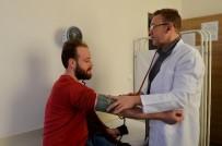 KANSER TARAMASI - Mahalle Konakları İle Artık Her Mahallede Bir Hastane Gibi Hizmet Veriyor