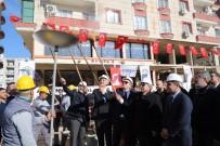MUSTAFA YAMAN - Mardin'e İlk Doğalgaz Verildi