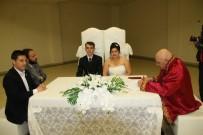 MEHMET TURAN - Marmaris'te 7 Yıl Sonra Gelen Nikah