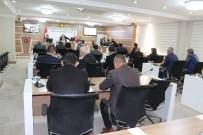 NÜFUS SAYIMI - Mecliste, Özel İdare Genel Sekreteri 2017 Yılı Çalışma Ve Yatırım Programını Anlattı