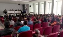 MECLİS BAŞKANLARI - Milas'ta Öğrenciler Sorunlarını Dile Getirdi