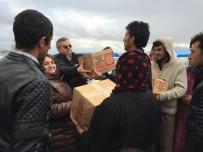 KADIN SAĞLIĞI - Monterey'den Yardım Meleği Geldi