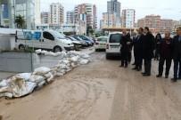HASAR TESPİT - MTSO'dan Sel Mağdurlarına Destek Ziyareti
