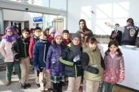 ÇAMLıCA - Öğrenciler Havalanını Gezdi