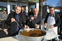Pınarbaşı'nda 'Kara Çorba' Günü