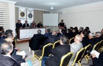 TRAFİK EĞİTİM PARKI - Polat, Birlik Vakfı Malatya Şubesinin Konuğu Oldu