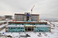 RÖNTGEN - Pursaklar Devlet Hastanesinin Yüzde 50'Si Tamamlandı