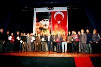 BRONZ MADALYA - Rekortmen Bağışçılara Kızılay'dan Madalya