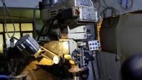 Rize'de Kaçak Silah Atölyesine Baskın