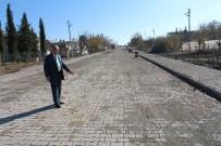 GIDA YARDIMI - Samsat Belediye Başkanı Fırat Hizmetlerini Anlattı