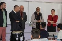 TEVFİK FİKRET - Şarkıcı Tarık Mengüç Kırklareli'nde Öğrencilerle Buluştu