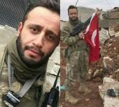 ERSİN ARSLAN - Şehit Ateşi Amasya'ya Düştü