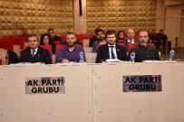 MUSTAFA ZEYBEK - Şehzadeler Belediyesinde 2017'Nin İlk Meclisi Toplandı
