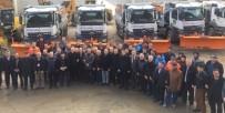 SERDİVAN BELEDİYESİ - Serdivan Belediyesi Beklenen Kar Yağışına Hazır