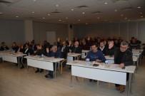 EĞİTİM KOMİSYONU - Söke Belediye Meclisi 2017 Yılının İlk Toplantısını Yaptı