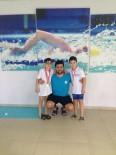 BRONZ MADALYA - Süleymanpaşa Belediye Gençlik Ve Spor Kulübü Yüzmede 18 Madalya Kazandı
