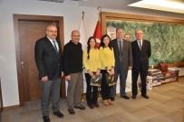 TEOG Türkiye Birincilerine Başkan Mehmed Ali Saraoğlu'ndan Ödül
