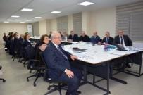ŞAFAK BAŞA - TESKİ Yönetim Kurulu Toplantısı
