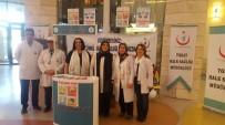 DÜNYA SAĞLıK ÖRGÜTÜ - Tokat'ta Verem Haftası Etkinliği