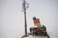 TREDAŞ, Olumsuz Hava Şartlarına Karşı Teyakkuz Halinde