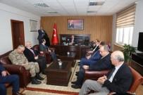 Vali Ustaoğlu'dan Demirözü İlçesine Ziyaret