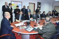 Yabancılar İzleme Komisyonu Topladı