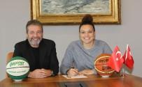 KADIN BASKETBOL TAKIMI - Yakın Doğu Üniversitesi, Kayla Mcbride İle İmzayı Attı
