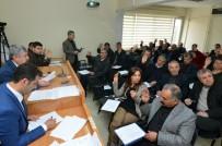 UĞUR POLAT - Yeşilyurt Belediye Meclisi Ocak Ayı Çalışmaları Tamamlandı