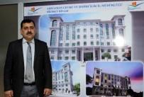 ATATÜRK BULVARI - Adıyaman Çevre Ve Şehircilik İl Müdürlüğünün Yeni Binasının Temeli Atılacak