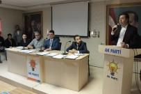 AK Parti İl Başkanından MHP Liderine Teşekkür