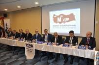 İLKER HAKTANKAÇMAZ - Anadolu Platformu Muhasebecileri Kırıkkale'de Buluşturdu