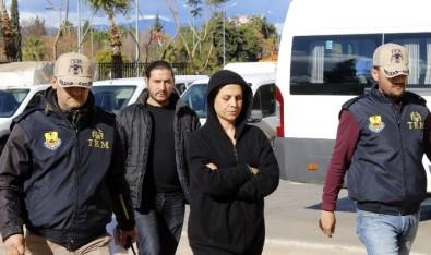 Şehri ayağa kaldıran kadın serbest bırakıldı