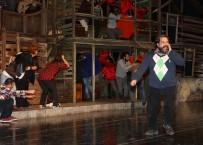 MERINOS - 'Aşkımız Aksaray'ın En Büyük Yangını'